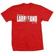 Larry Zbyszko Larryland T-Shirt