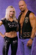 Stone Cold Steve Austin & Debra