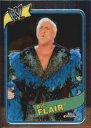 2008 WWE Heritage III Chrome Trading Cards Ric Flair 56