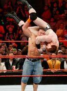 Cena vs Sheamus TLC1
