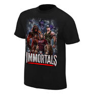 WWE Immortals Superpowered Official T-Shirt
