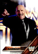 2016 WWE (Topps) Then, Now, Forever Bruno Sammartino 158