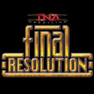 Final Resolution