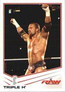 2013 WWE (Topps) Triple H 41