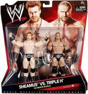 WWE Battle Packs 9 Sheamus & Triple H