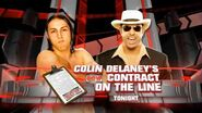 Colin Delaney Contract Match