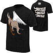 Daniel Bryan Flying Goat Special Edition T-Shirt