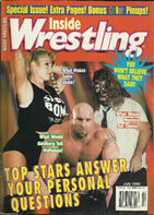 Inside Wrestling - July 1999