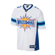 WrestleMania 33 Football Jersey