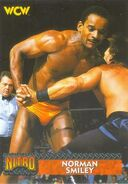 1999 WCW-nWo Nitro (Topps) Norman Smiley 20