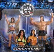 WWE Adrenaline Series 8 Victoria & Stevie Richards