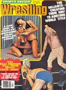 Sports Review Wrestling - March 1976