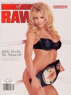 WWE Raw Magazine April 1999 Issue