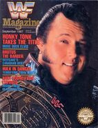 WWF Magazine September 1987