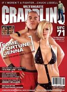 Ultimate Grappling - August 2007