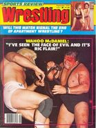 Sports Review Wrestling - September 1979