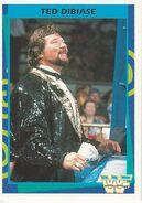 1995 WWF Wrestling Trading Cards (Merlin) Ted Dibiase 101