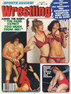 Sports Review Wrestling - June 1977