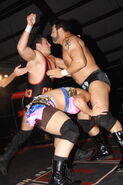 ROH Battle of the Icons 33