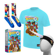 The New Day Booty-O's Halloween Youth T-Shirt Package