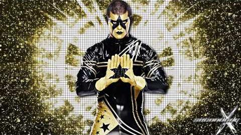 "WWE ""Written in the Stars"" ► Stardust 12th Theme Song"