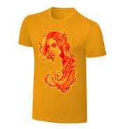 Becky Lynch 2017 Rob Schamberger Art Print T-Shirt