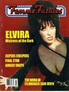 Femme Fatales - November 2001