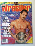 The Wrestler Magazine July 1992
