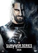 Survivor Series 2014 Poster