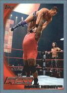 2010 WWE (Topps) Mark Henry 18