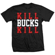 Young Bucks Kill Bucks Kill Shirt
