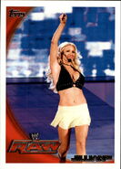 2010 WWE (Topps) Jillian (No.38)