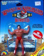 Mr Wonderful (Laces) (WWF Wrestling Superstars Bendies)