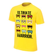 Ultimate Warrior I Am The Ultimate Warrior T-Shirt
