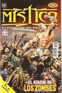 Mistico El Principe de Plata y Oro 66