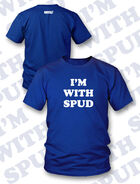 Spud I'm With Spud T-Shirt