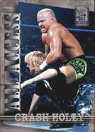 2002 WWF All Access (Fleer) Crash Holly 19