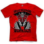 Legion of Doom Road Warrior Workout T-Shirt