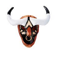 El Torito Replica Mask