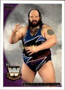 2010 WWE (Topps) Earthquake 83