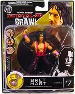 Bret Hart (Build N' Brawlers 7)