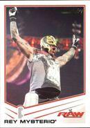 2013 WWE (Topps) Rey Mysterio 31