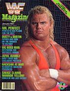 January 1991 - Vol. 10, No. 1