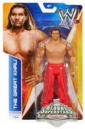 WWE Series 40 Great Khali