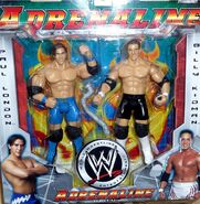 WWE Adrenaline Series 11 Paul London & Billy Kidman