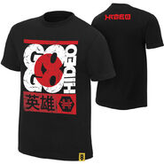 Hideo Itami Go Go Hideo Youth Authentic T-Shirt