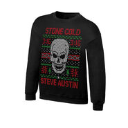 Steve Austin Ugly Holiday Sweatshirt