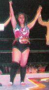 Bull Nakano CMLL Womens