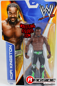 WWE Series 38 Kofi Kingston