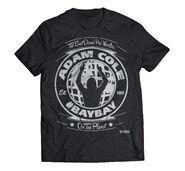 Adam Cole Best Damn Pro Wrestler on the Planet T-Shirt